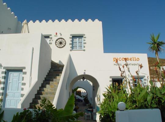Ảnh khách sạn: Pico Bello