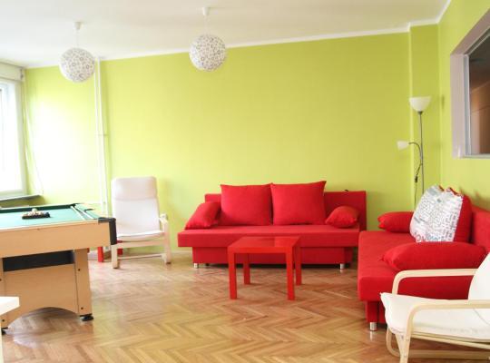 Otel fotoğrafları: Zagreb Soul Hostel