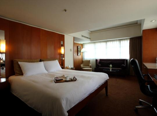 Képek: Gloria Prince Hotel Taipei