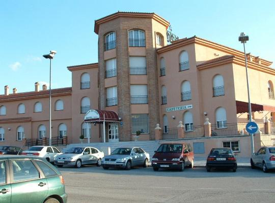 Фотографії готелю: Villa de Gor