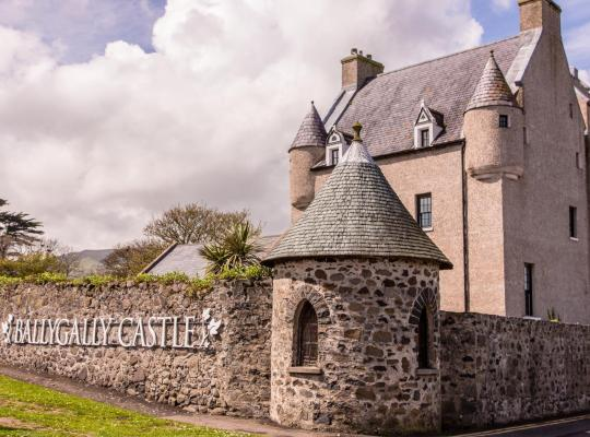 호텔 사진: Ballygally Castle