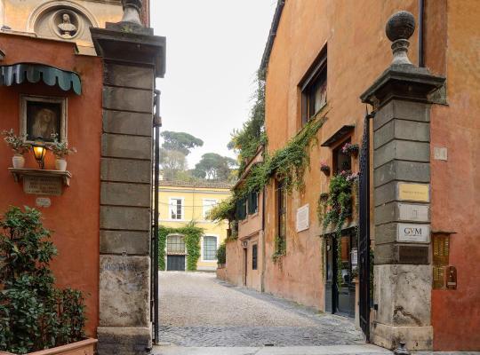 Hotel foto 's: Margutta 54 Luxury Suites