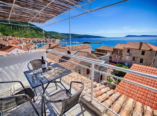 Hotel fotografií: Komiza Provita Guesthouse