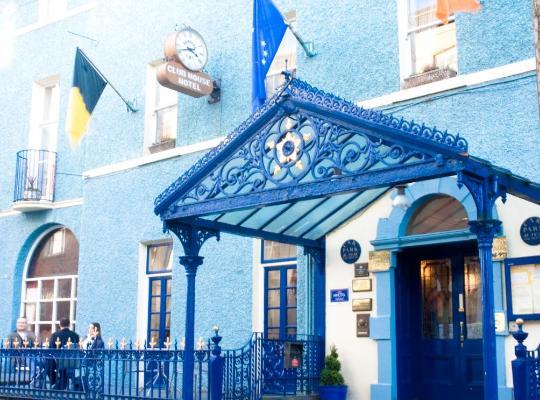 ホテルの写真: Club House Hotel Kilkenny