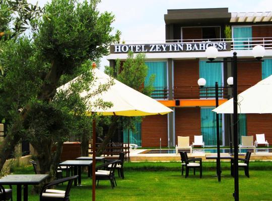酒店照片: Hotel Zeytin Bahcesi