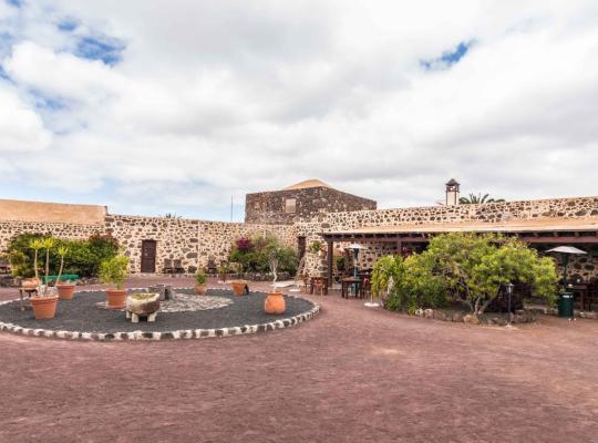 ホテルの写真: Hotel Rural Restaurante Mahoh