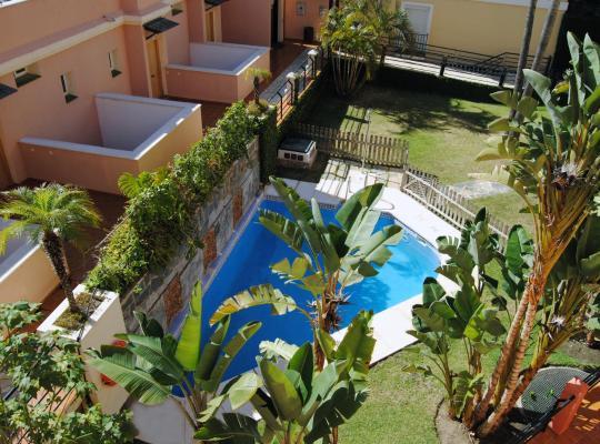 Hotel bilder: Apartamentos Turísticos Añoreta