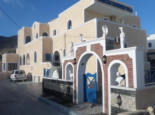 Hotellet fotos: Princess Santorini Villa
