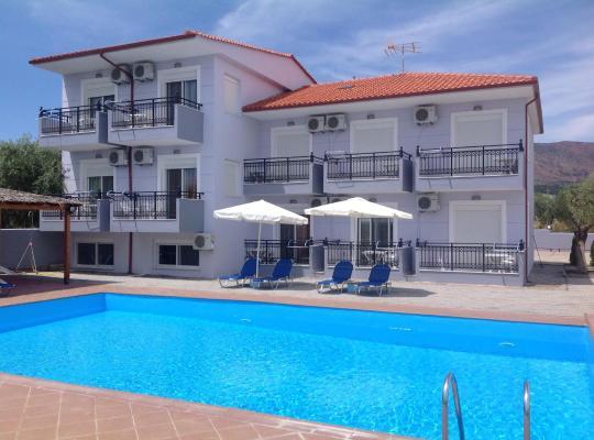 ホテルの写真: Villa Platanos