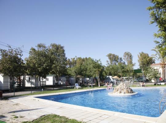 Hotel bilder: Camping Valle Niza Playa