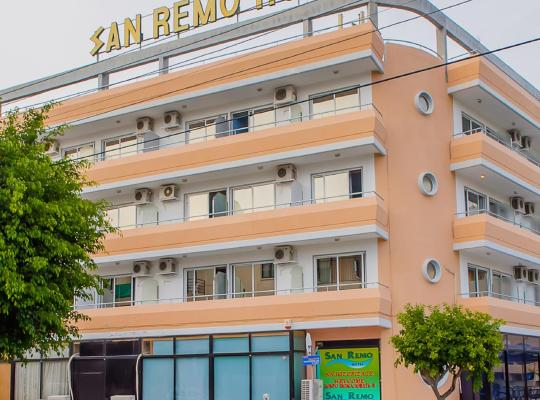 Otel fotoğrafları: San Remo Hotel