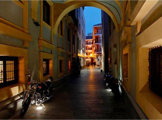 Fotos de Hotel: Hotel Arco De San Juan