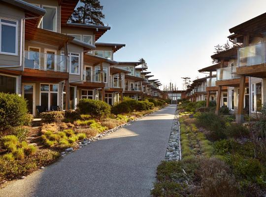 รูปภาพจากโรงแรม: Cox Bay Beach Resort