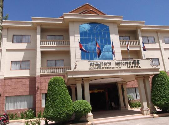 Fotografii: Koh Kong City Hotel