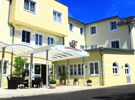 ホテルの写真: Hotel Leobersdorfer Hof