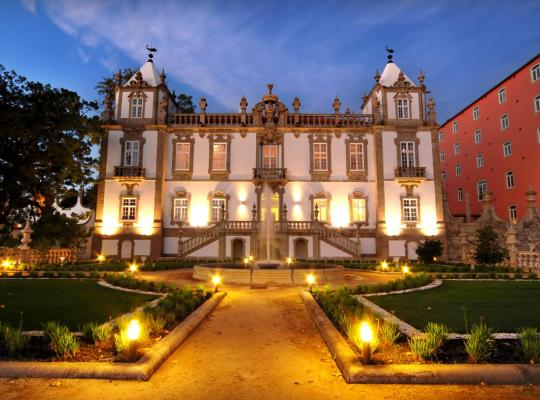 Viesnīcas bildes: Pestana Palácio do Freixo, Pousada & National Monument - The Leading Hotels of the World