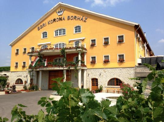 Photos de l'hôtel: Egri Korona Borház és Wellness Hotel