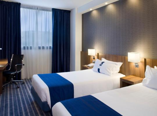 Fotografii: Holiday Inn Express Bilbao