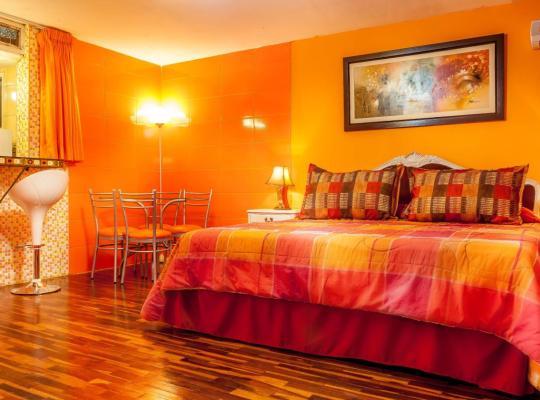 Хотел снимки: Machu Picchu Suites