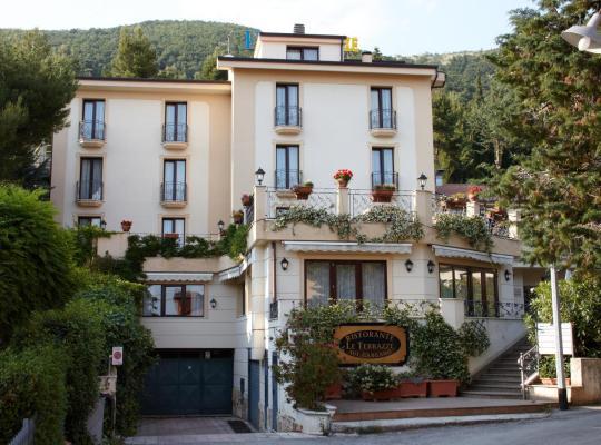 Képek: Hotel Ristorante Le Terrazze Sul Gargano