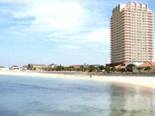 Hotellet fotos: The Beach Tower of Okinawa