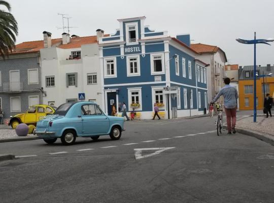 Zdjęcia obiektu: Aveiro Rossio Hostel