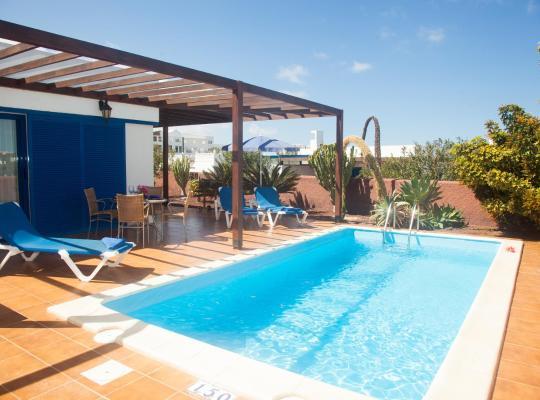ホテルの写真: Villas Las Marinas