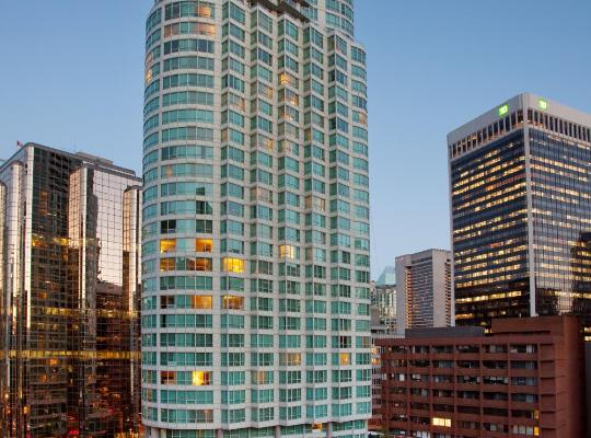 Foto dell'hotel: Vancouver Marriott Pinnacle Downtown Hotel
