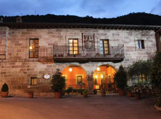 Хотел снимки: Casona De La Salceda