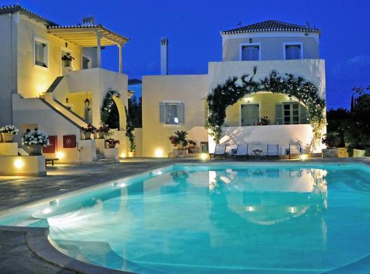 Viesnīcas bildes: Villa Nika