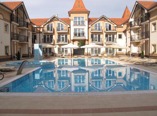 Хотел снимки: Apartments Pejkom Palić