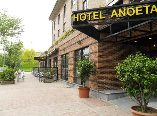 Фотографії готелю: Hotel Anoeta