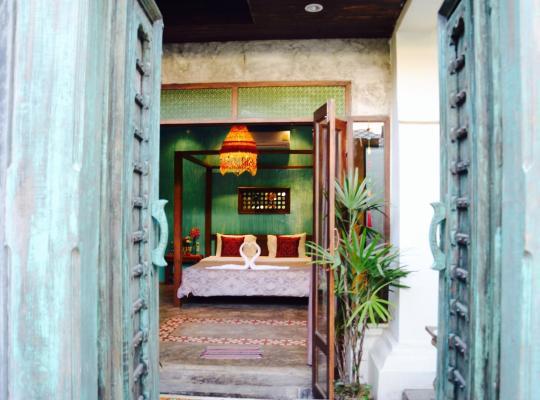 Хотел снимки: Soi One Boutique Bedrooms