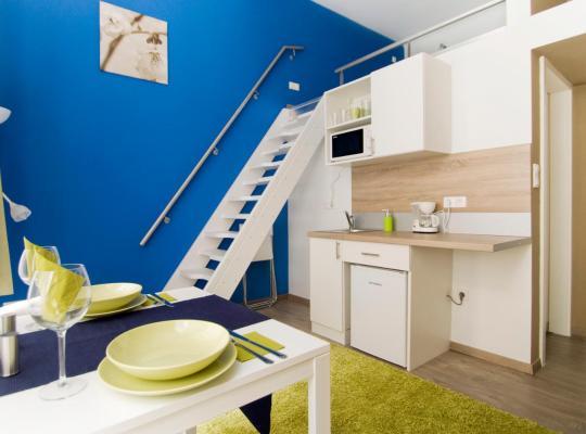 Φωτογραφίες του ξενοδοχείου: Podmaniczky Apartments
