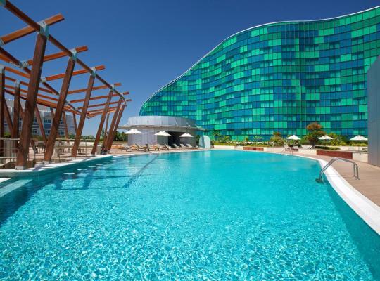 Fotografii: Hilton Capital Grand Abu Dhabi