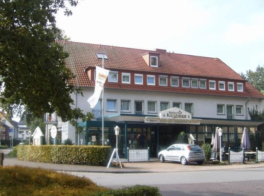 Φωτογραφίες του ξενοδοχείου: Hotel Klusenhof