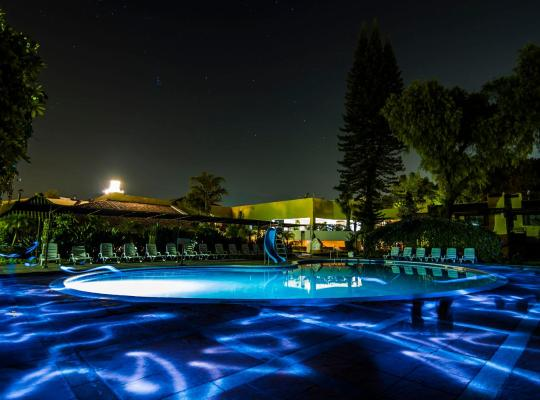 Képek: Hotel Soleil La Antigua