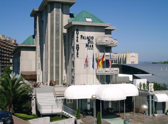 Képek: Suites Hotel Sercotel Palacio del Mar