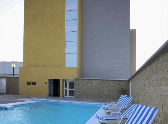 Fotos de Hotel: City Express Salina Cruz