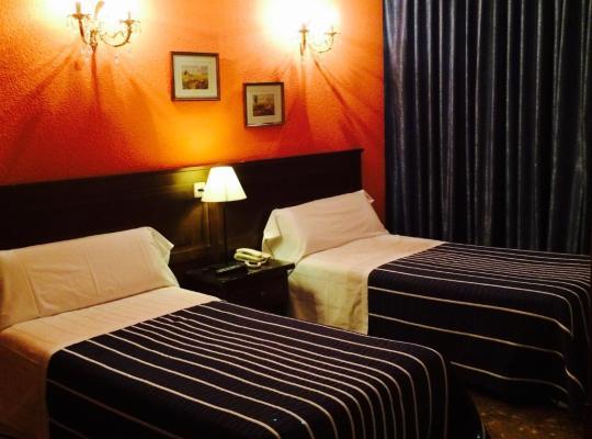 Fotos do Hotel: Hostal Sonsoles Madrid-Centro
