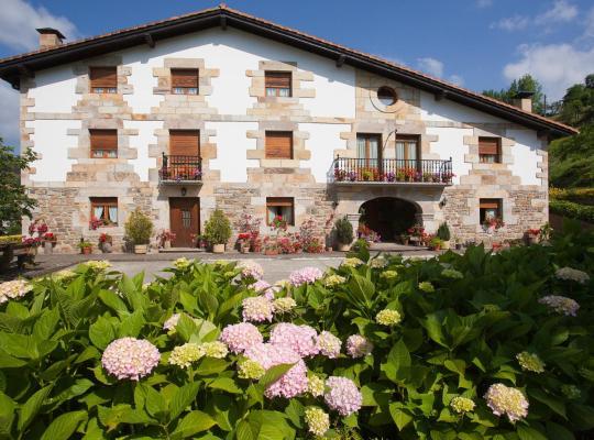 ホテルの写真: Agroturismo Ibarre