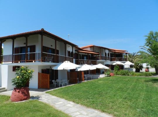 Φωτογραφίες του ξενοδοχείου: Villa Papapostolou