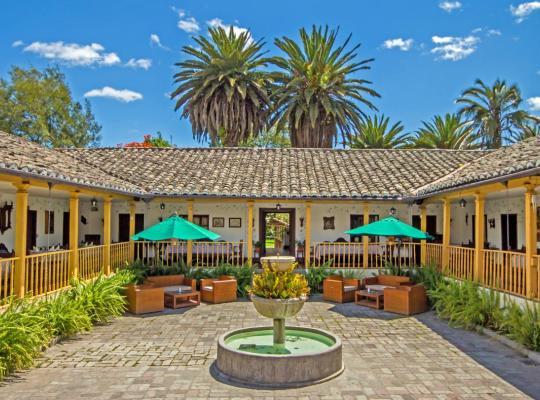 Φωτογραφίες του ξενοδοχείου: Hacienda Hosteria Chorlavi
