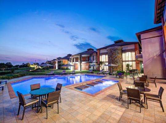 Хотел снимки: Royal Marang Hotel