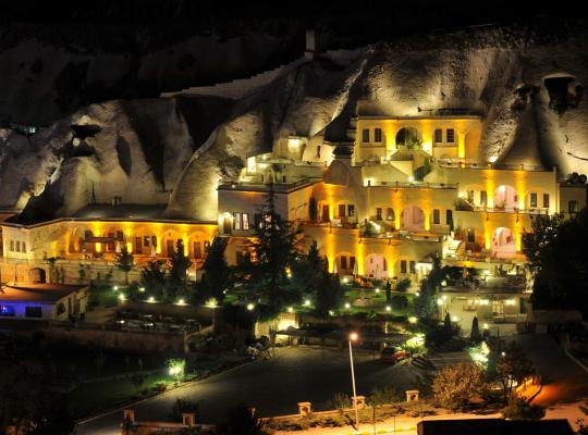 Хотел снимки: Alfina Cave Hotel-Special Category