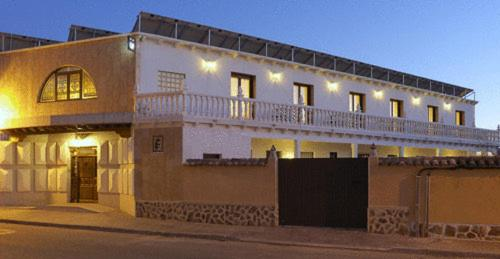 호텔 사진: Hostal Rural El Tejar