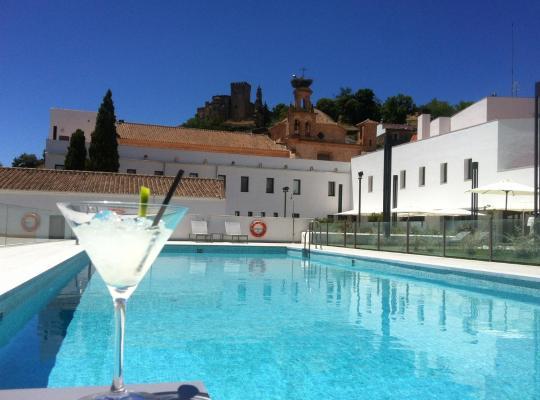Хотел снимки: Hotel Convento Aracena & SPA