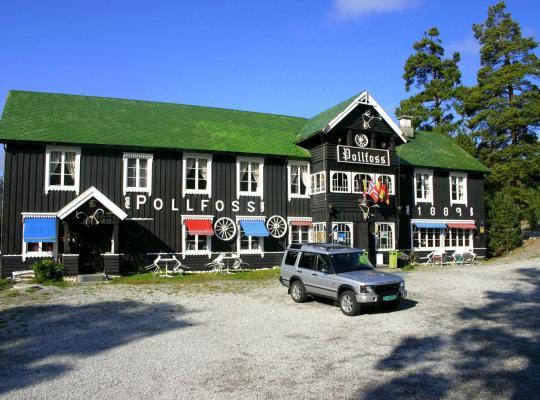 Hotel fotografií: Pollfoss Gjestehus & Hotel