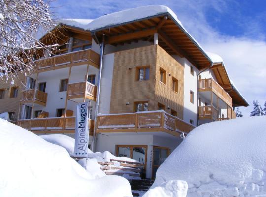 Képek: Alpine Mugon Hotel