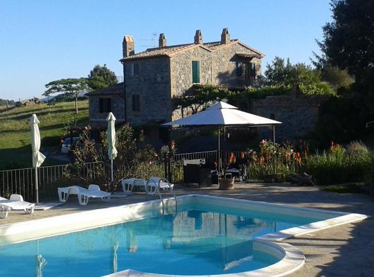 Hotel bilder: Agriturismo Cantinaccia di Sopra